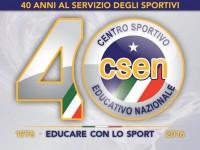 CSEN Centro Sportivo Educativo Nazionale
