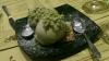 Gelato al pistacchio con croccantino allo zenzero